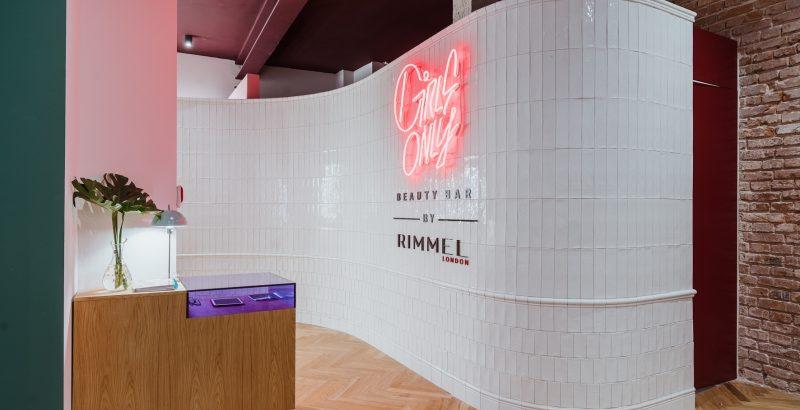 beauty bar rimmel