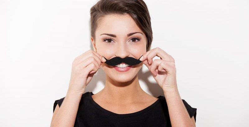 depilacja wąsika
